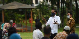 Presiden Jokowi Sebut Pertumbuhan Ekonomi Papua Tertinggi di Indonesia.