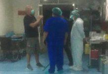 Viral, Bule Ngamuk di RS Bali Mandara Lantaran Tak Terima Istri Diisolasi.