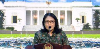 Menteri Pemberdayaan Perempuan dan Perlindungan Anak (PPPA), I Gusti Ayu Bintang Puspayoga.