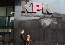Febri Diansyah Mengundurkan Diri dari KPK.