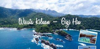 Teluk Kiluan Lampung.