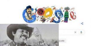 Benyamin Sueb yang Muncul di Google Doodle.