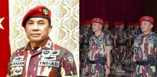 Brigjen TNI Mohammad Hassan.