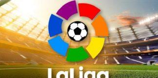 Klasemen La Liga Spanyol 2020/2021.