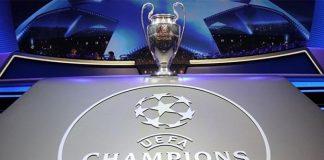 Jadwal Undian Fase Grup Liga Champions 2020-2021.