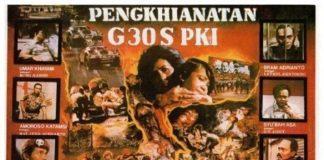 Poster Film G30S/PKI.