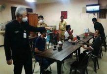 Gubernur Jateng, Ganjar Pranowo masuk ke Kantin DPRD Jateng, dan marah-marah ke sejumlah ASN serta pengunjung sedang makan viral di twitter.
