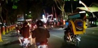 Bentrokan Massa Kelompok Persilatan Terjadi di Madiun.