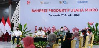 BRI Telah Salurkan Banpres Produktif Hingga Rp5,5 Triliun.