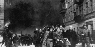 Pemberontakan Yahudi di Polandia.