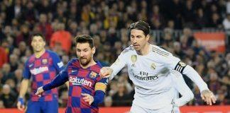 Jadwal dan Klasemen Sementara Liga Spanyol: El Clasico, Barcelona vs Real Madrid.