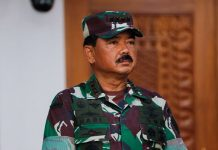 Panglima TNIMarsekal TNIHadi Tjahjanto.