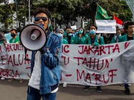 Sumpah Pemuda 2020: Turun ke Jalan Hingga Omnibus Law Batal.