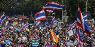 Thailand Keluarkan Dekrit Larangan Demonstrasi Serta Publikasi Berita Sensitif.