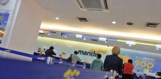 Bank Mandiri Telah Salurkan Dana PEN Hingga Rp42,6 Triliun.