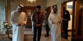 Plt Gubernur Aceh Dukung UEA Investasi Wisata ke Aceh