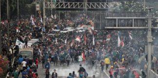 BEM Seluruh Indonesia Bakal Demo Besar-besaran Tolak UU Cipta Kerja.