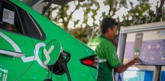 Kolaborasi Tiga BUMN, Indonesia Bakal Jadi Produsen Baterai Mobil Listrik.