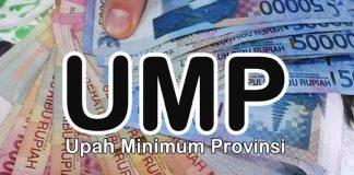 Upah Minimum Provinsi (UMP).