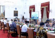 Presiden Jokowi: Persiapkan Rencana Vaksin Covid-19 dengan Baik.