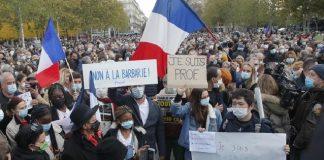 Prancis Bakal Usir Warga Asing Radikal Imbas Kasus Guru Dipenggal.