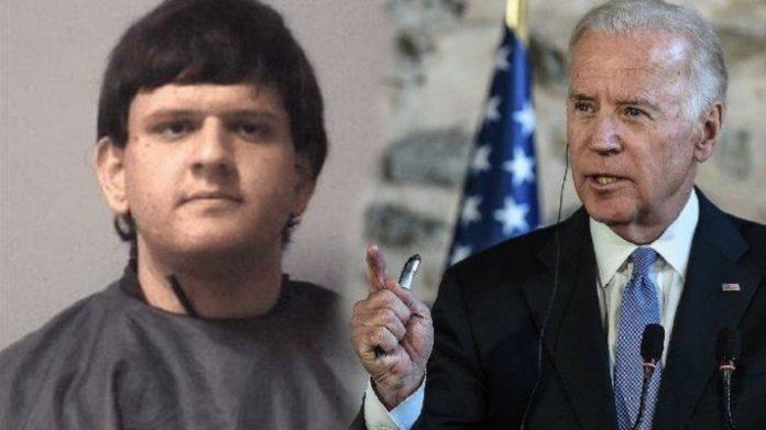 Alexander Hillel Treisman dan Joe Biden.