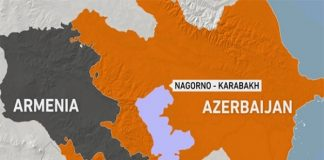 Amerika, Prancis, dan Rusia Tuntut Gencatan Senjata Armenia dan Azerbaijan.
