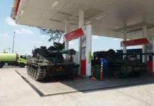 Viral Tank Isi Bahan Bakar di SPBU, Bikin Warganet Heboh.
