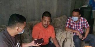 Polisi Tangkap Pengunggah Foto Wapres Amin dengan Kakek Sugiono.