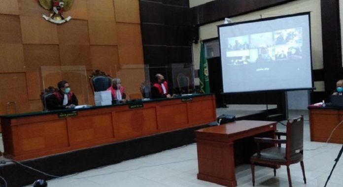 Sidang Perdana Djoko Tjandra Cs Digelar di PN Jaktim Secara Virtual.