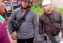 Viral, Video Debt Collector Apes Tarik Motor di Jalanan Ternyata TNI.