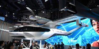 Mobil Terbang Hyundai S-AI.