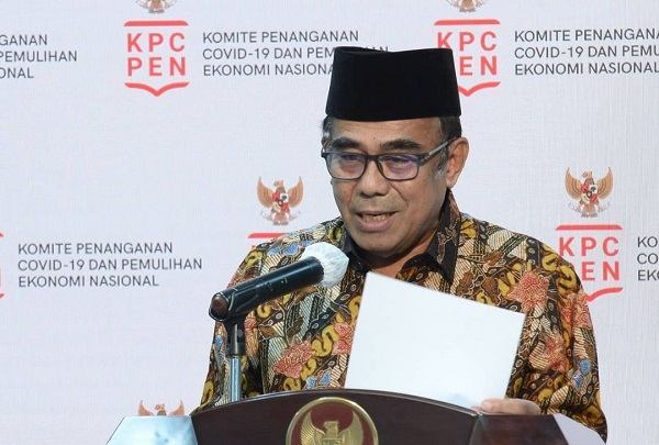 Menteri Agama (Menag) Fachrul Razi.