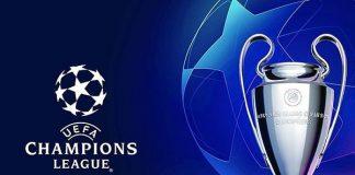 Hasil Pertandingan Liga Champions.