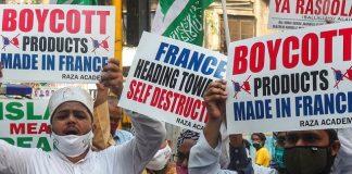 Boikot Produk Prancis, Para Pemimpin Muslim Mengecamnya.