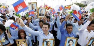Ilustrasi Kamboja Merdeka.