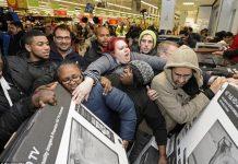 Mengenal Black Friday, Hari Diskon Besar-besaran Saat Thanksgiving di Amerika.