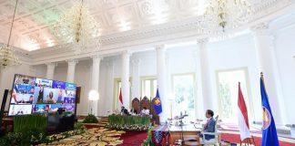 Presiden Jokowi Hadiri Sejumlah KTT ASEAN dengan Negara Mitra.