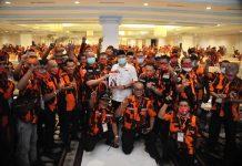 Rapat Kerja Majelis Pimpinan Cabang (MPC) PP Kota Surabaya 2020 yang digelar di Empire Hotel Surabaya, Sabtu (28/11/2029).