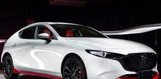 Mazda 3 Anniversary Edition.