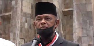 Mantan Panglima TNI Jenderal (Purn)Gatot Nurmantyo.