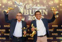 Direktur Utama BRI Sunarso Dinobatkan Sebagai Best CEO of The Year.