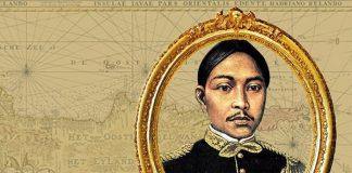 Ilustrasi Sultan Hamengkubuwono III.