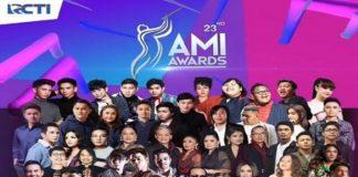 Daftar Lengkap Pemenang AMI Awards 2020.