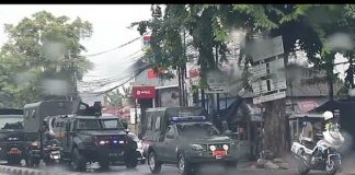 Berikut Penjelasan Pangdam Jaya Terkait Puluhan Anggota TNI Datangi Markas FPI.