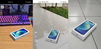 Berikut Cara Pamer Kotak iPhone 12 yang Viral di Instagram Stories.