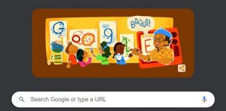 Tino Sidin, Sang Guru Gambar yang Jadi Tema Google Doodle.