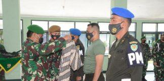 Pangdam Siliwangi Pecat Perwira TNI AD Terkait Tindakan Asusila.