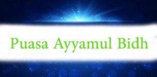 Ilustrasi Puasa Sunnah Ayyamul Bidh.