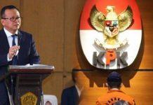 Menteri KKP Edhy Prabowo Ditangkap KPK.